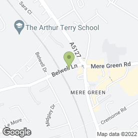 Map of Body & Sole Medispa, Skin & Beauty Clinic in SUTTON COLDFIELD, west midlands
