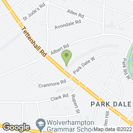 Map of Dr Taylor & Cam in Wolverhampton, west midlands