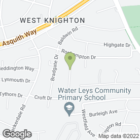 Map of AQUADRY DAMP PROOFING CO in Wigston, leicestershire