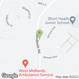 Map of Julie Marie Photography in Willenhall, west midlands