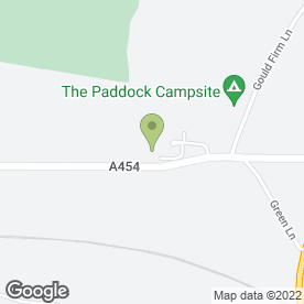Map of FAIRLAWNS HOTEL & SPA in Aldridge, Walsall, west midlands