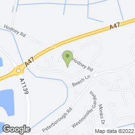 Map of Ingram Refrigeration in Eye, Peterborough, cambridgeshire
