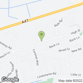 Map of Eye Dental Care in Eye, Peterborough, cambridgeshire