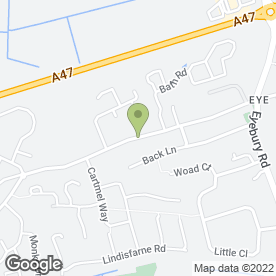 Map of M L Mills in Eye, Peterborough, cambridgeshire