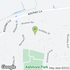 Map of Pass4fun Driving School in Wolverhampton, west midlands