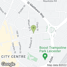 Map of Poco in LEICESTER, leicestershire