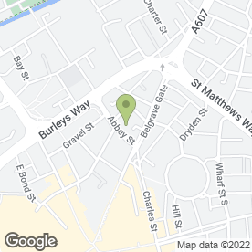 Map of BSM Ltd in Leicester, leicestershire
