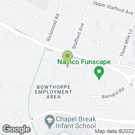 Map of Natures Room Ltd in Norwich, norfolk