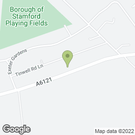 Map of TVSAS Stamford in Stamford, lincolnshire