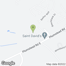 Map of Wedding Wheels Plus in Thorpe End, Norwich, norfolk