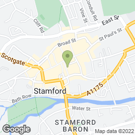 Map of 7 Sins in STAMFORD, lincolnshire