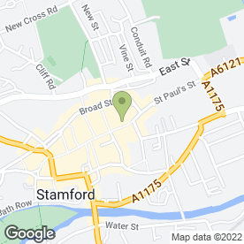 Map of Phones 4 U in Stamford, lincolnshire