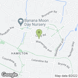 Map of (CDS) Carter Decorating Services in Hamilton, Leicester, leicestershire
