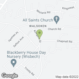 Map of Graficool Designs in Wisbech, cambridgeshire