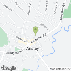 Map of Midshire Skip Hire in Anstey, Leicester, leicestershire