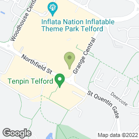 Map of Your Move in Telford, shropshire