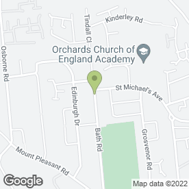 Map of Fenland Shotokan Karate in Wisbech, cambridgeshire