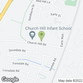 Map of Road Angels Driving School in Thurmaston, Leicester, leicestershire