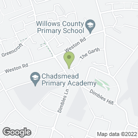 Map of Lichfield Dry Cleaners & Laundrette Ltd in Lichfield, staffordshire