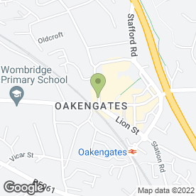 Map of Elite Occasions UK in Oakengates, Telford, shropshire