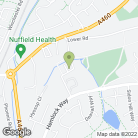 Map of KARL FISHER AUTOS in Cannock, staffordshire