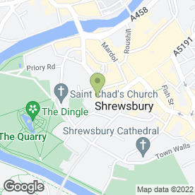 Map of Timberwise - The Property Care Experts in Shrewsbury, shropshire