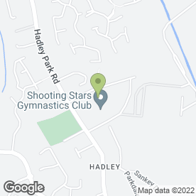 Map of BUSY BEE CLEANING in Hadley, Telford, shropshire