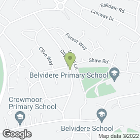 Map of Box Clever Removals in Monkmoor, Shrewsbury, shropshire