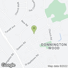 Map of Shropshire Microwave Services in Donnington, Telford, shropshire