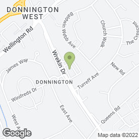 Map of Drink Stop in Donnington, Telford, shropshire