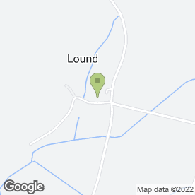 Map of 20/20 CLEANING in Lound, Bourne, lincolnshire