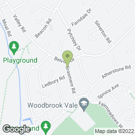 Map of Soar Valley Plastering Contractor in Loughborough, leicestershire