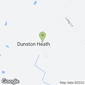 Map of R K Motor Services Ltd in Dunston Heath, Stafford, staffordshire