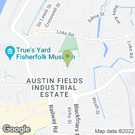 Map of Elite Audio (Norfolk) in King's Lynn, norfolk