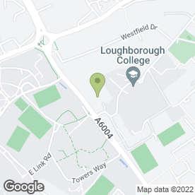 Map of LighterLife in Loughborough, leicestershire