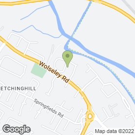 Map of A. Madden Quality Decorating in Rugeley, staffordshire
