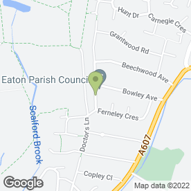 Map of M & J Window Cleaning in Melton Mowbray, leicestershire