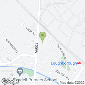 Map of Katchick's Foods in Loughborough, leicestershire