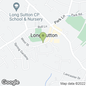 Map of Lloyds TSB Bank plc in Long Sutton, Spalding, lincolnshire