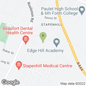 Map of Contracool Appliance Repairs in Burton On Trent, staffordshire