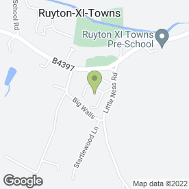 Map of T.J Williams & Sons in Ruyton Xi Towns, Shrewsbury, shropshire