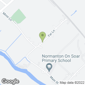 Map of Soar Valley Services in Normanton On Soar, Loughborough, leicestershire