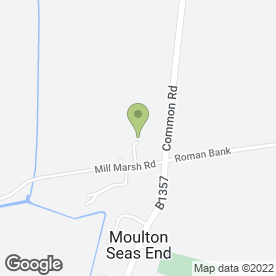 Map of 1st Call a Plumber on Tap in Moulton Seas End, Spalding, lincolnshire