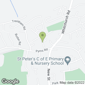 Map of Stable Day-Care Nursery in Wem, Shrewsbury, shropshire
