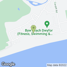 Map of NPS Plumbing & Home Maintenance in Pwllheli, gwynedd