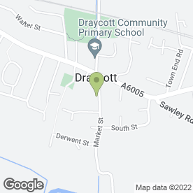 Map of FROX DRESS AGENCY in Draycott, Derby, derbyshire