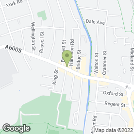 Map of THEOFFICEWAY.COM in Long Eaton, Nottingham, nottinghamshire