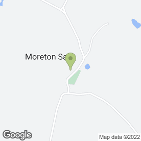 Map of Moreton Say C.E. Primary School in Moreton Say, Market Drayton, shropshire