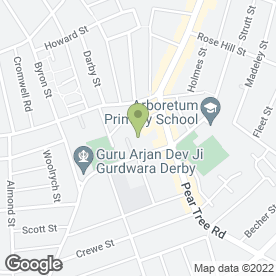 Map of New Style Fashion Ltd in Derby, derbyshire