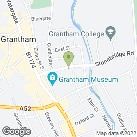 Map of CHATTERTONS MCKINNELLS in Grantham, lincolnshire